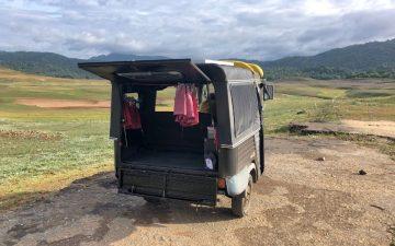Camper Tuktuk